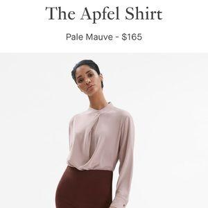 MM - Apfel Shirt - Pale Mauve - S